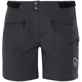 Norrøna Falketind Flex1 Shorts Women black